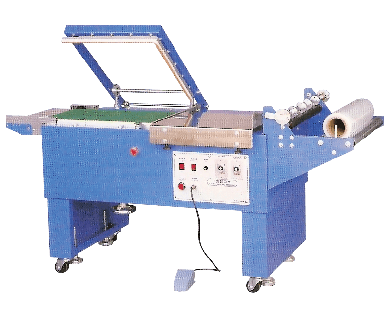 L type  sealing machine,Pharmaceutical equipment,Fuding Industial Co.,Ltd